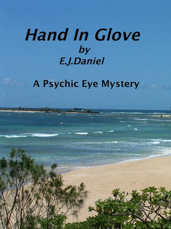 Cover of Hand in Glove, A Psychic Eye Mystery