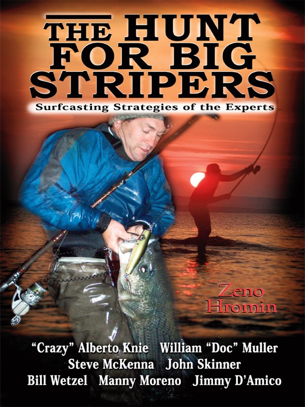 Cover of The Hunt for Big Stripers