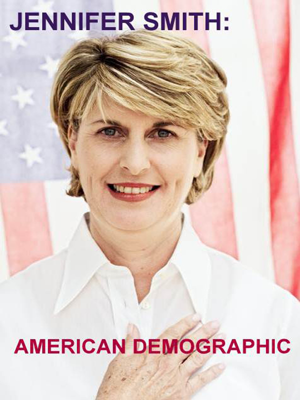 Cover of Jennifer Smith: American Demographic