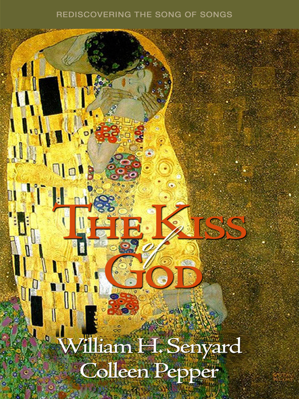 Cover of The Kiss of God