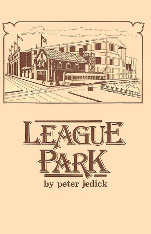 Cover of League Park