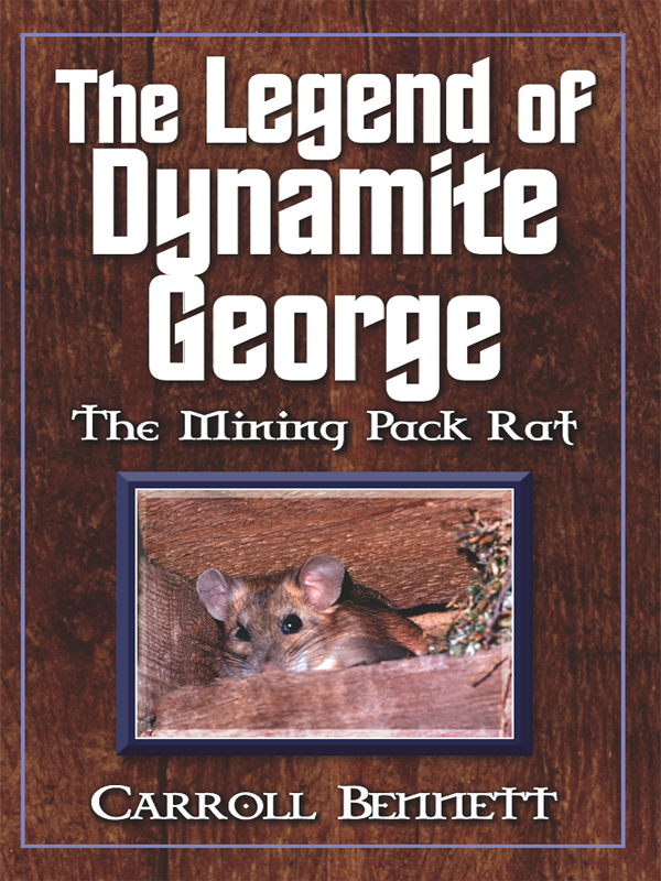 Cover of The Legend of Dynamite George