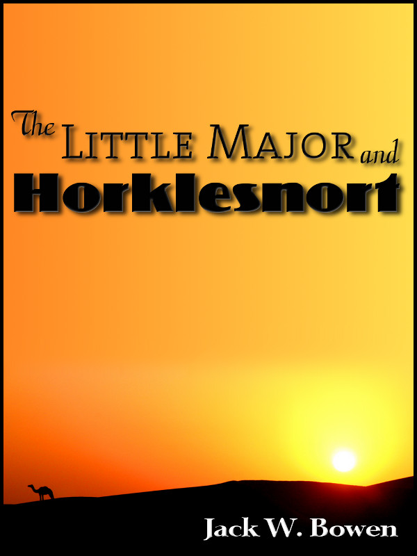 Cover of The Little Major and Horklesnort
