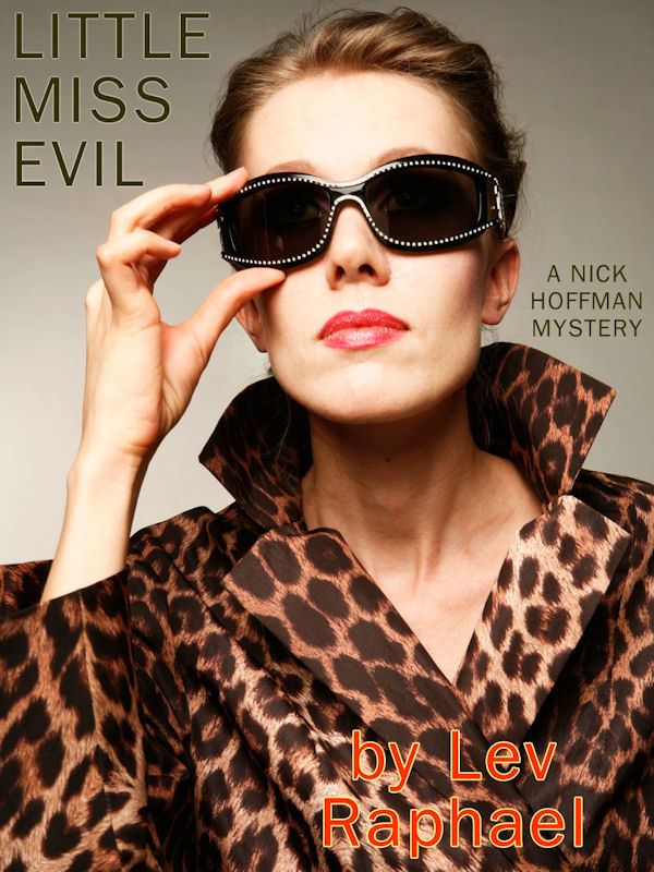 Cover of Little Miss Evil