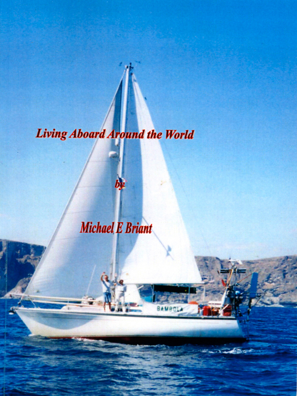 Cover of Living Aboard Around the World