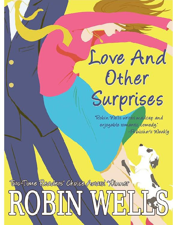 Cover of Love and Other Surprises