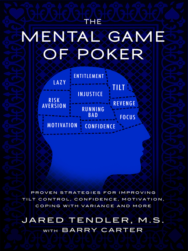 Cover of The Mental Game of Poker