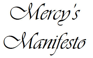 Cover of Mercy's Manifesto