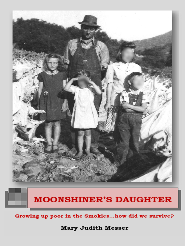 Cover of Moonshiner's Daughter