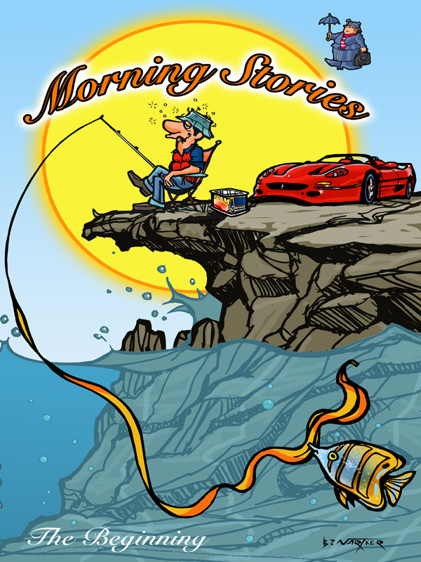 Cover of Morning Stories