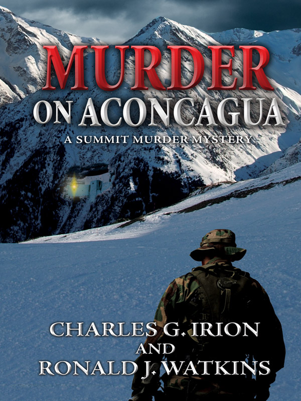 Cover of Murder on Aconcagua