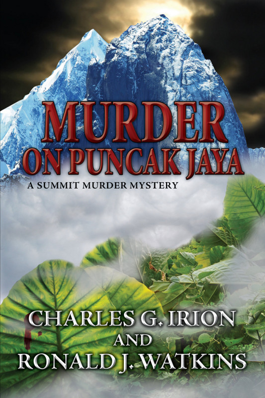 Cover of Murder on Puncak Jaya
