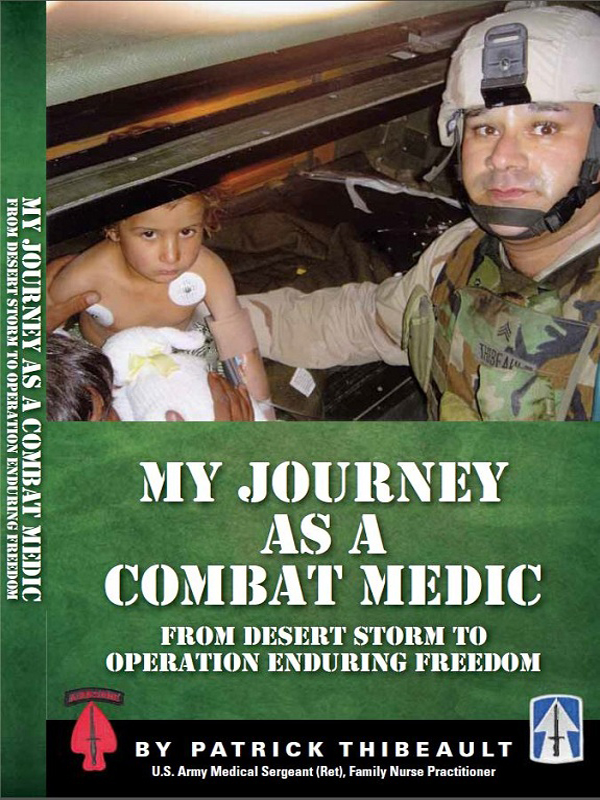 Cover of My Journey as a Combat Medic