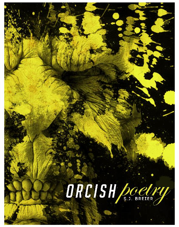Cover of Orcish Poetry