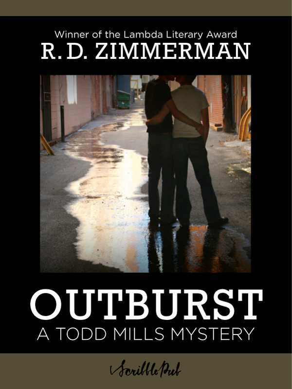 Cover of Outburst