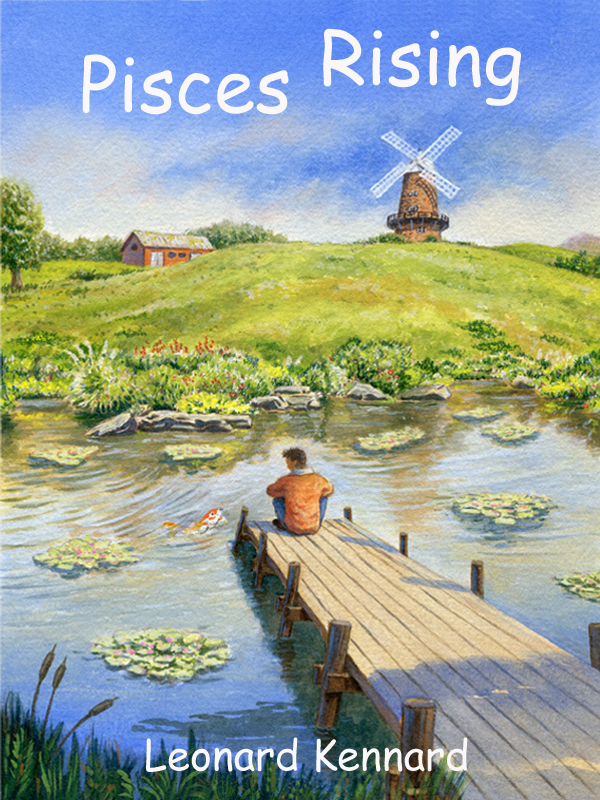 Cover of Pisces Rising