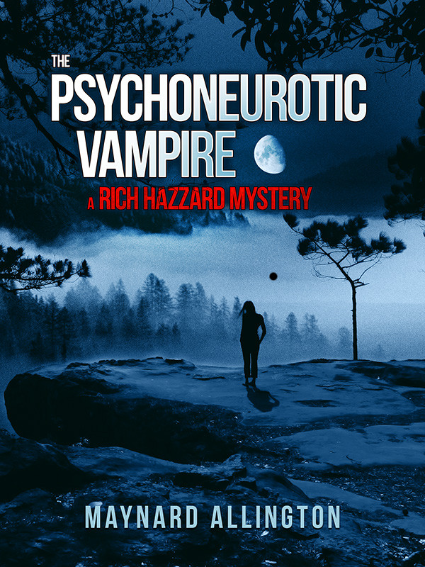 Cover of The Psychoneurotic Vampire