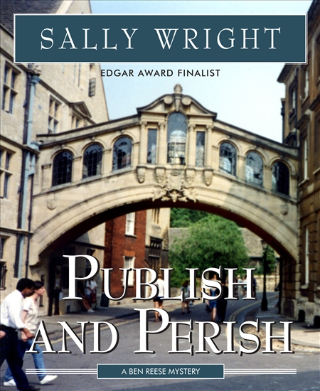 Cover of Publish and Perish
