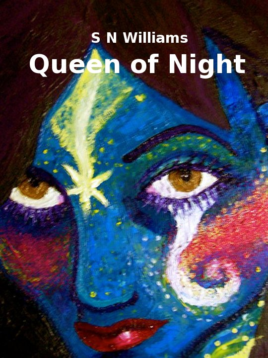 Cover of Queen of Night