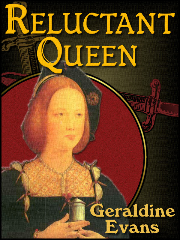 Cover of Reluctant Queen