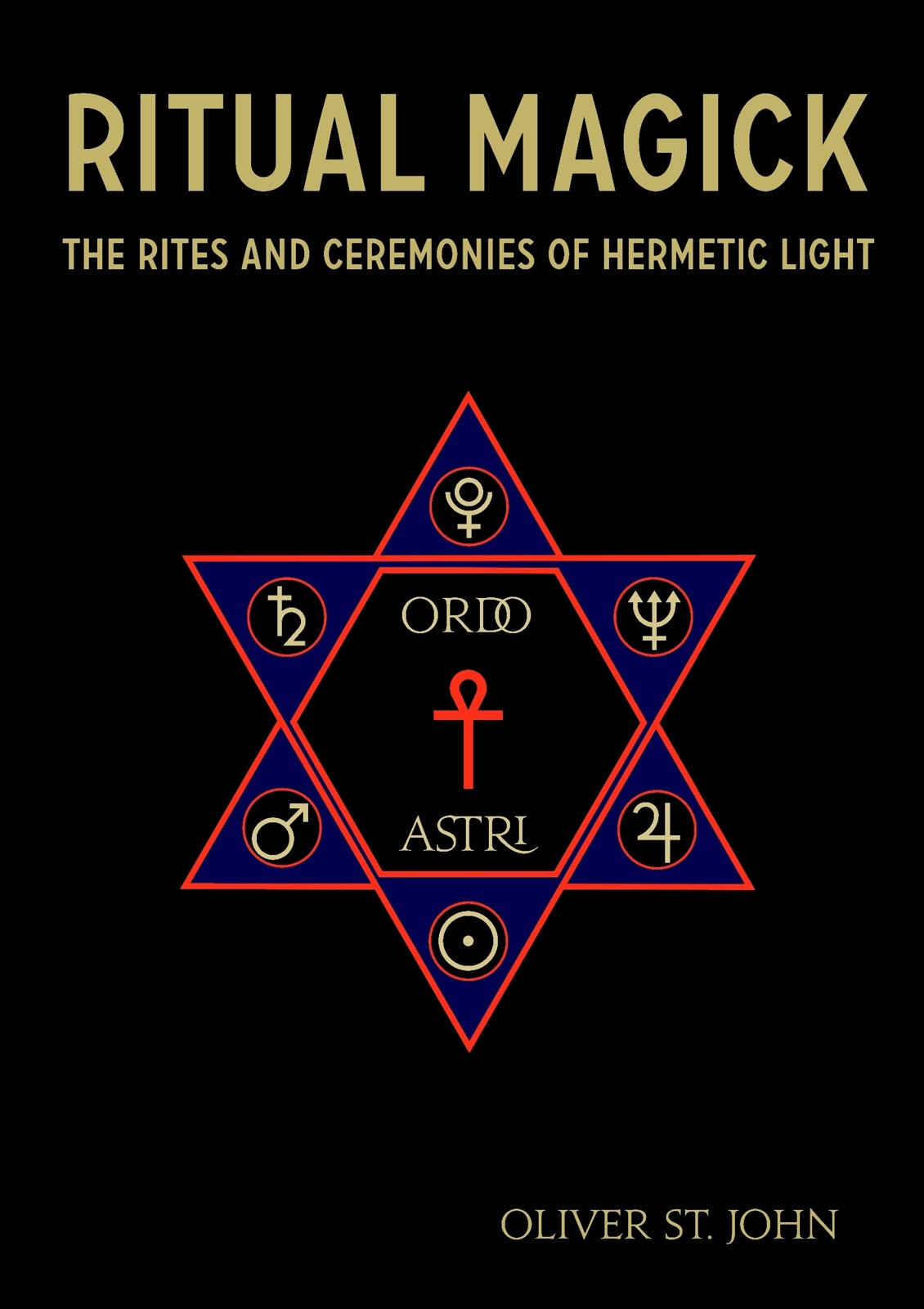 Cover of Ritual Magick