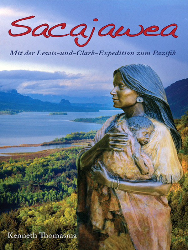 Cover of Sacajawea