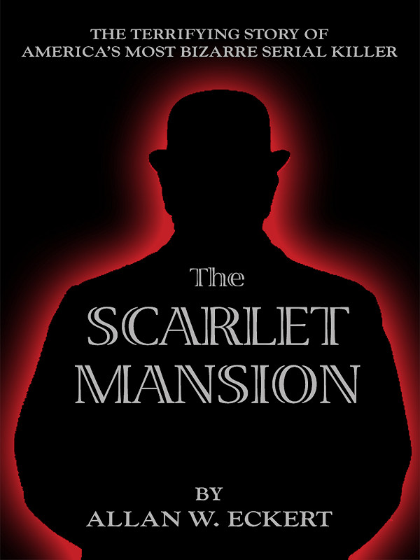 Cover of The Scarlet Mansion