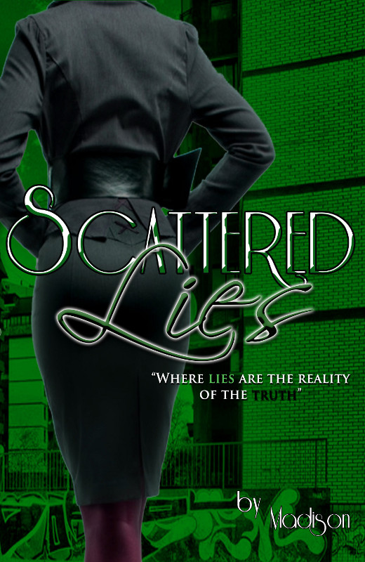 Cover of Scattered Lies
