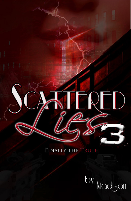 Cover of Scattered Lies III