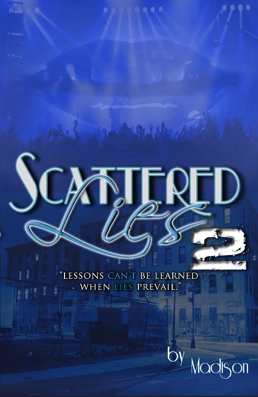 Cover of Scattered Lies II