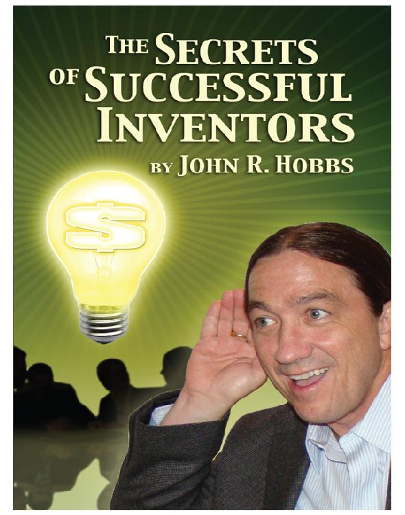 Cover of The Secrets of Successful Inventors
