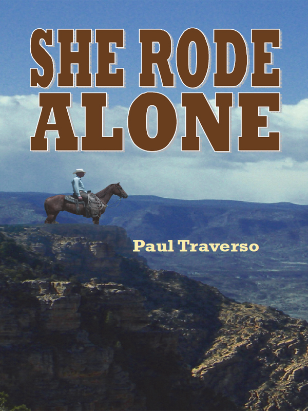 Cover of She Rode Alone