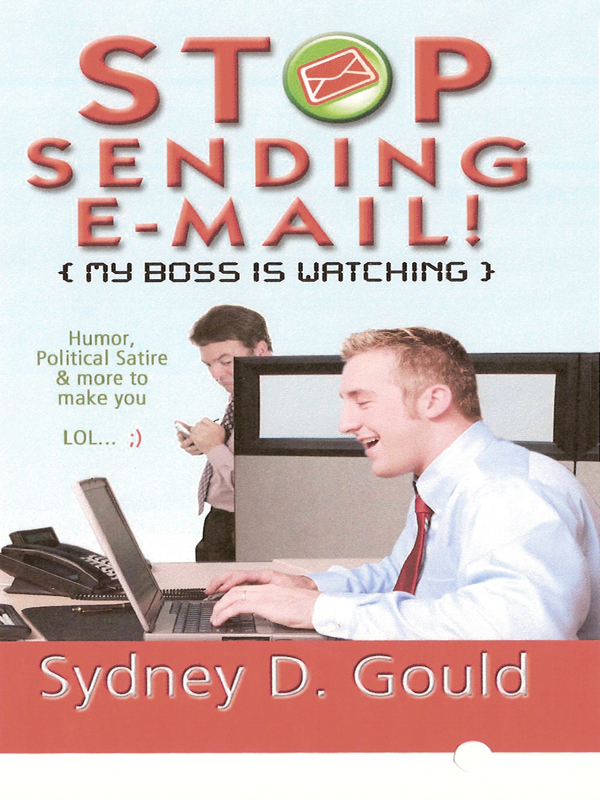Cover of Stop Sending E-Mail