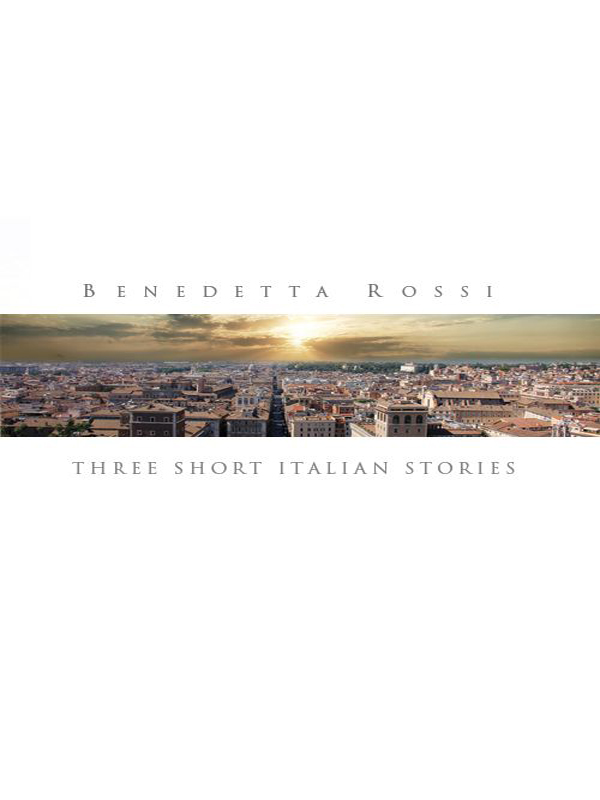Cover of Three Short Italian Stories