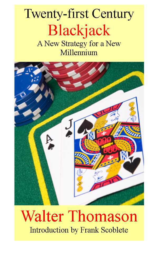 Cover of Twenty-First Century Blackjack
