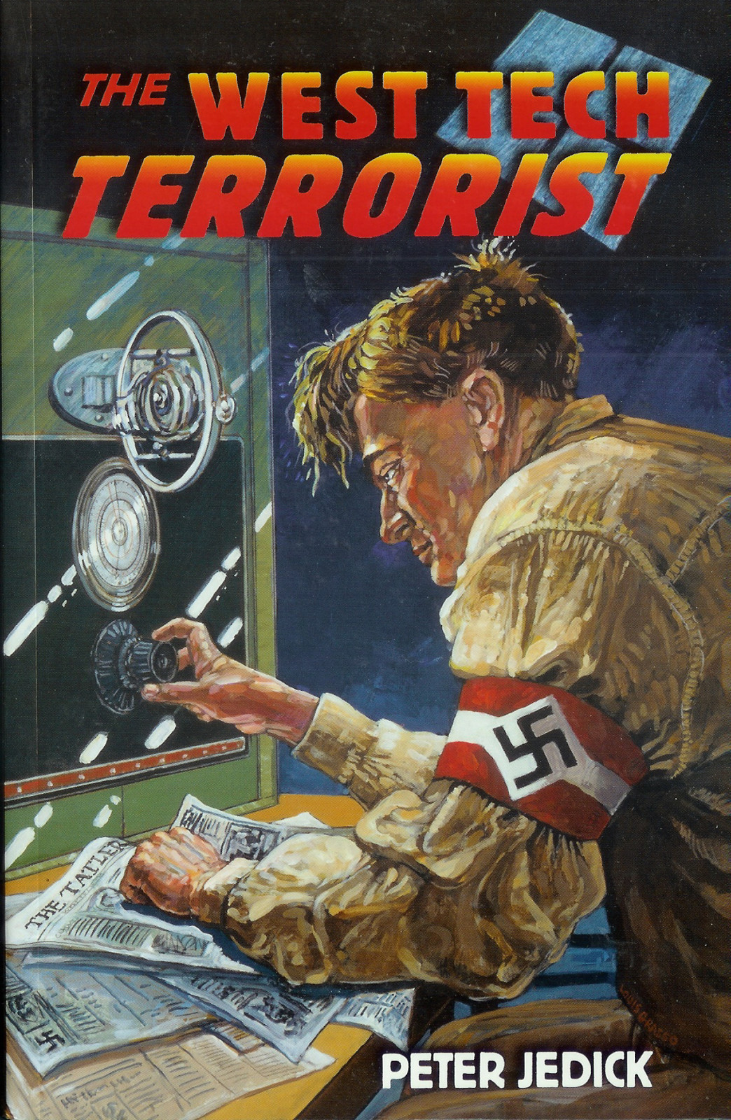 Cover of The West Tech Terrorist