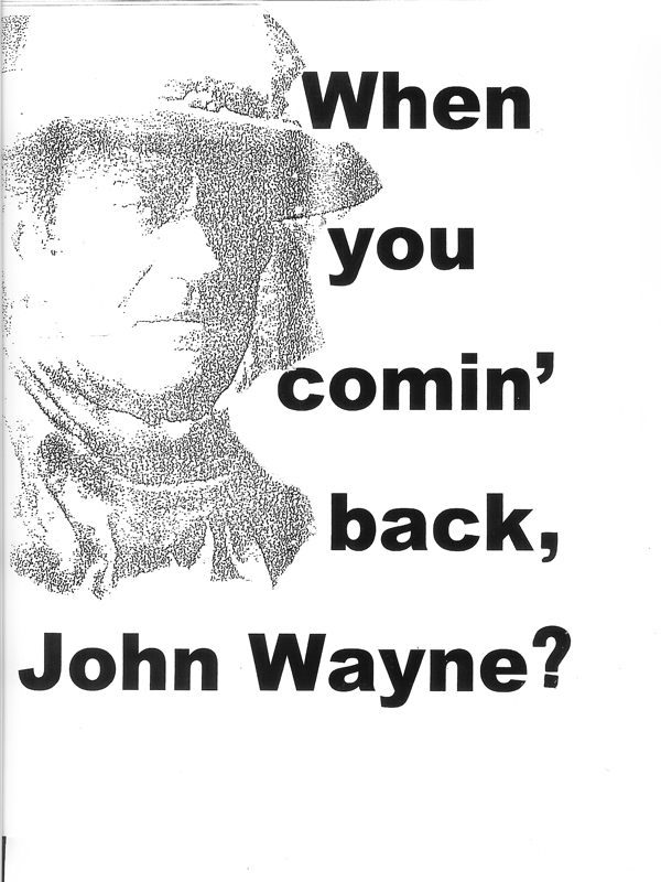 Cover of When You Comin' Back, Chon Wayne
