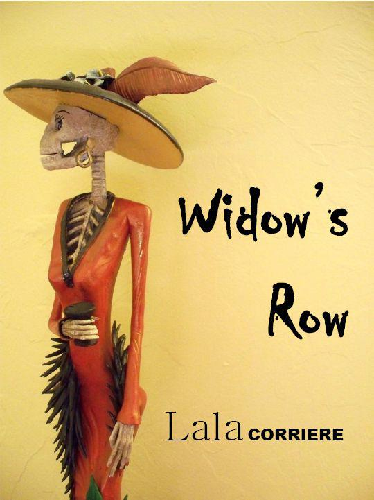 Cover of Widow's Row