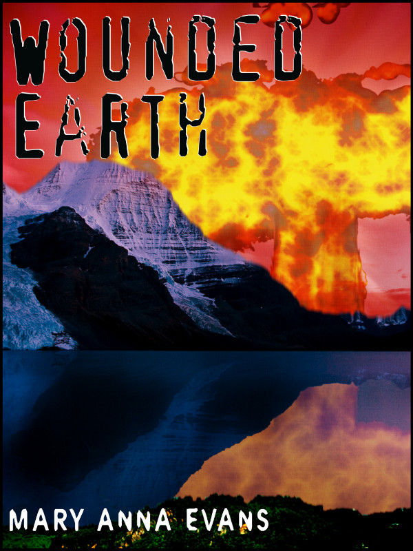 Cover of Wounded Earth