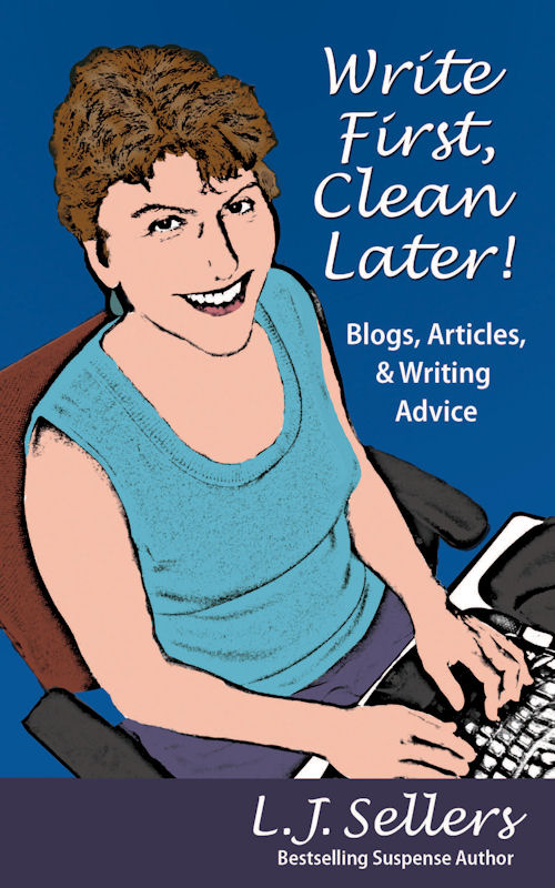 Cover of Write First, Clean Later