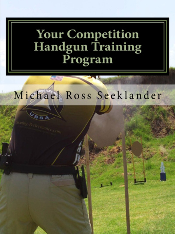 Cover of Your Competition Handgun Training Program